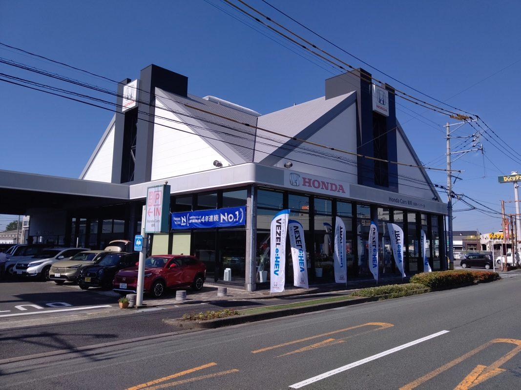 HondaCars福岡 久留米インター店様(久留米市)